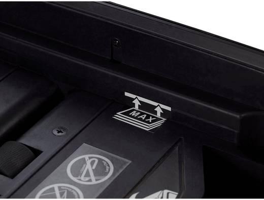 Aktenvernichter Rexel Auto+ 60X Partikelschnitt Sicherheitsstufe 3 Vernichtet auch Büroklammern, Heftklammern, Kreditkarte