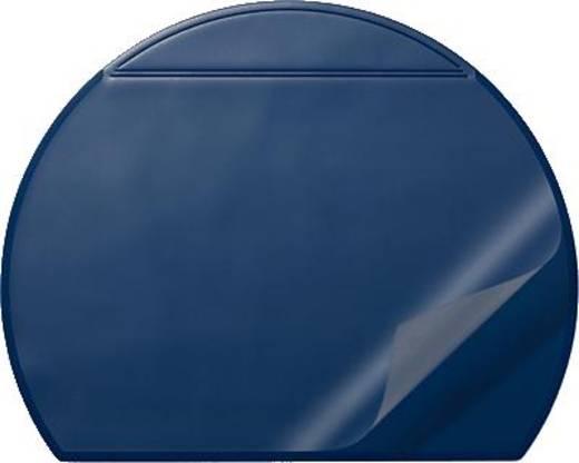 DURABLE Schreibunterlage halbrund/7290-07 blau