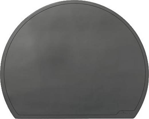 DURABLE Schreibunterlage halbrund/7295-01 schwarz
