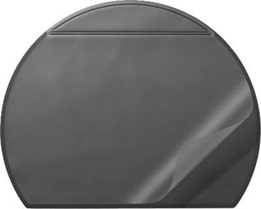 DURABLE Schreibunterlage halbrund/7290-01 schwarz