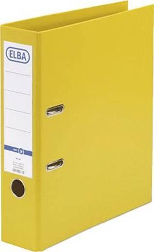ELBA Ordner smart PP/PP/10468gb 32,0x29,0 cm gelb