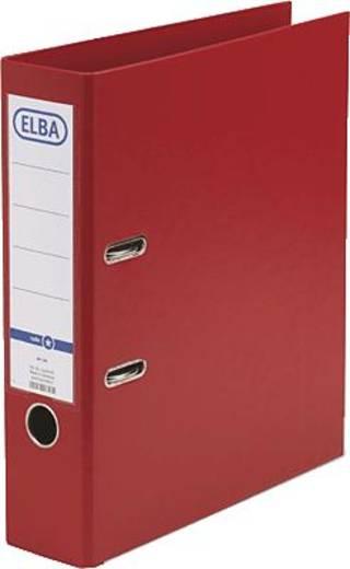 ELBA Ordner smart PP/PP/10468ro 32,0x29,0 cm rot