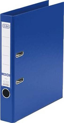 ELBA Ordner smart PP/PP/10464bl B285 x H318 mm blau 50 mm