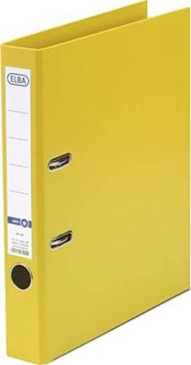 ELBA Ordner smart PP/PP/10464gb B285 x H318 mm gelb 50 mm