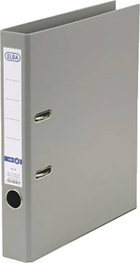 ELBA Ordner smart PP/PP/10464gr B285 x H318 mm grau 50 mm