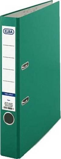 ELBA Ordner smart Colour-Papier /10415GN B285 x H318 mm grün 50 mm