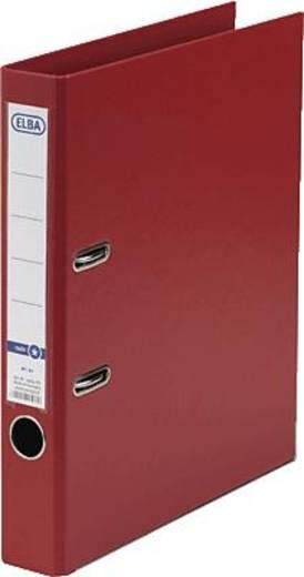 ELBA Ordner smart PP/PP/10464ro B285 x H318 mm rot 50 mm