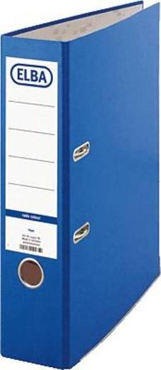 ELBA Ordner smart Colour-Papier/10457BL B285 x H318 mm blau 80 mm