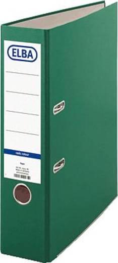 ELBA Ordner smart Colour-Papier /10457GN B285 x H318 mm grün 80 mm