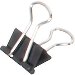 Image of Maul Briefklemmer 2151390 4 mm Schwarz 12 St.