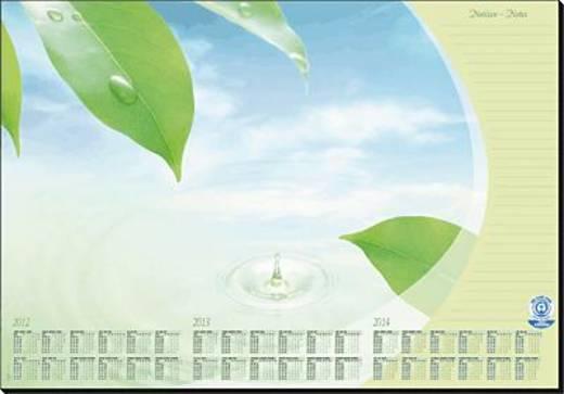Sigel Papierschreibunterlage Nature/HO420 59,5 cm x 41 cm 30 BL 80 g