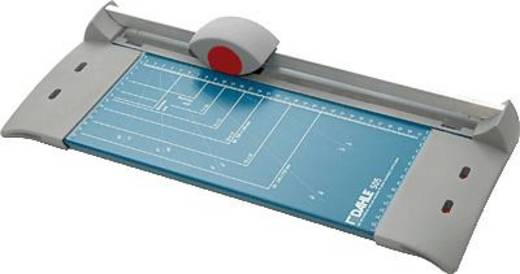 Rollenschneider Dahle 505 A4 Schnittleistung A4 80 g/m²: 8 Blatt