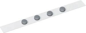 Magnetleiste selbstklebend 100x5 cm weiß FRANKEN 4007735691103 ST1355