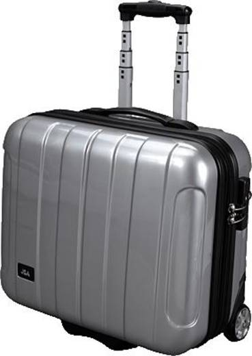 JSA Businesstrolley/45523 B43 x H40 x T21 cm silber 2700 g