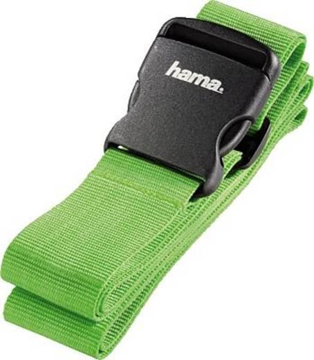 Hama Gepäckgurt /00105304 B5 x L200 cm grün