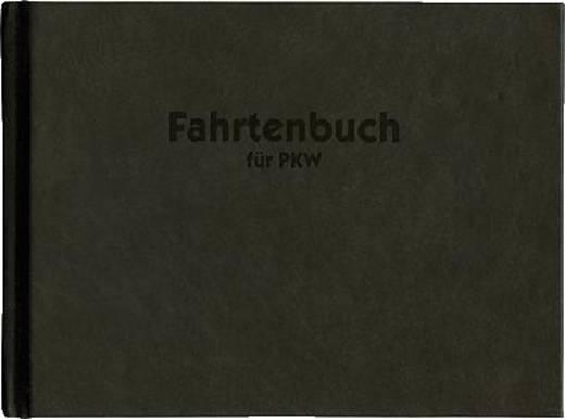 Avery Fahrtenbuch Design 222D A6 weiß 48