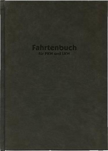 """AVERY Zweckform Fahrtenbuch PKW/LKW """"Design"""" /224d DIN A5 hoch 48"""
