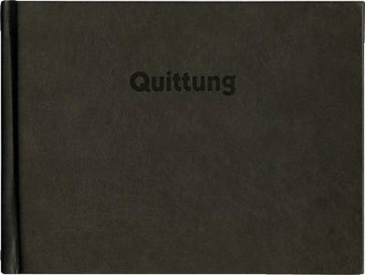 Avery Quittung Design 1735D A6 bl/gb