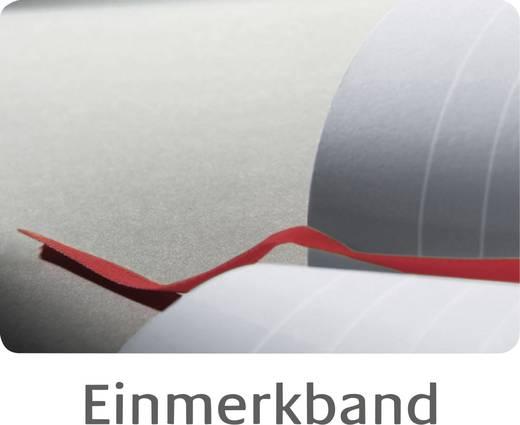 Avery-Zweckform Notizbuch kariert Grau Anzahl der Blätter: 80 DIN A4