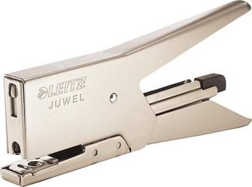 Leitz Heftzange 5557-00-82 Heftleistung:12 Bl. (80 g/m²) Nickel 1 St.