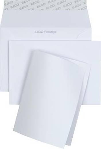 ELCO Doppelkarten Prestige C6/89301.10 C6 Karte 10 Doppelkarte 200 g/qm