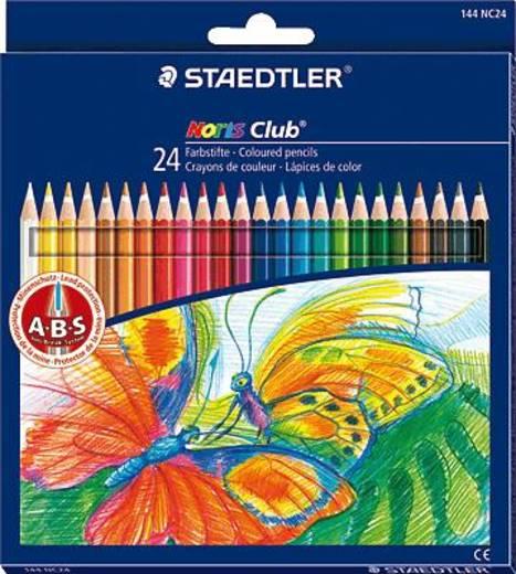 Staedtler Buntstifte Noris Club 24/144 NC24 24