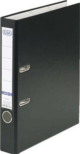 ELBA Ordner rado basic, PP/Papier/10453sw DIN A4 schwarz
