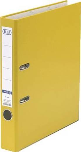 ELBA Ordner rado basic, PP/Papier/10453GB DIN A4 gelb