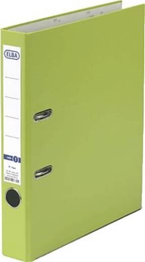 ELBA Ordner rado basic PP/Papier/10453GH DIN A4 hellgrün