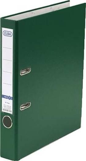 ELBA Ordner rado basic A4, PP/Papier/10453GN DIN A4 grün