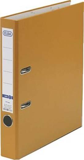 ELBA Ordner rado basic, PP/Papier/10453OG DIN A4 orange