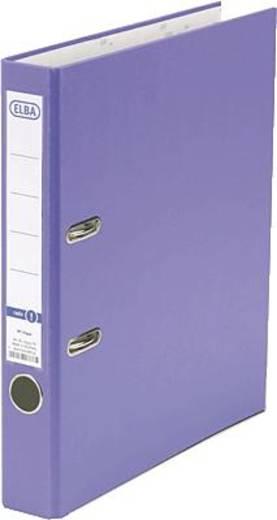 ELBA Ordner rado basic, PP/Papier/10453VI DIN A4 violett
