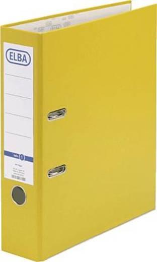 ELBA Ordner rado basic, PP/Papier/10456GB DIN A4 gelb