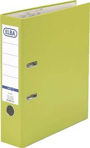 ELBA Ordner rado basic, PP/Papier/10456GH DIN A4 hellgrün