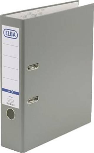 ELBA Ordner rado basic, PP/Papier/10456GR DIN A4 grau