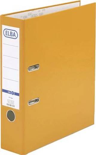 ELBA Ordner rado basic, PP/Papier/10456OG DIN A4 orange