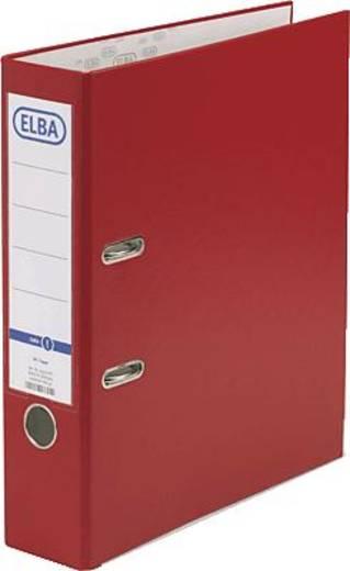 ELBA Ordner rado basic, PP/Papier/10456RO DIN A4 rot