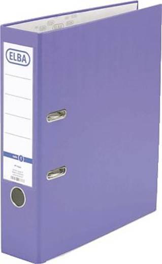 ELBA Ordner rado basic, PP/Papier/10456VI DIN A4 violett