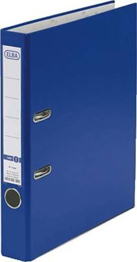 ELBA Ordner rado basic, PP/Papier/10453BL DIN A4 blau