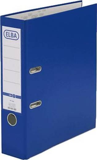 ELBA Ordner rado basic A4, PP/Papier/10456BL DIN A4 blau