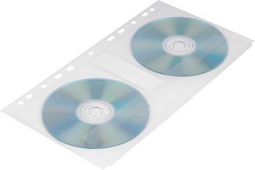 5 Star CD/DVD-Hüllen zum Abheften 10