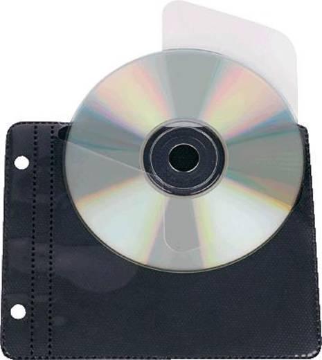 5 Star CD/DVD Hüllen mit Vlieseinlage 10