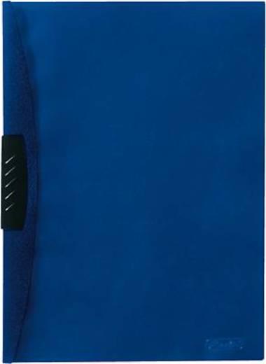 Herlitz KWIK CLIP Hefter PP blau/5790621