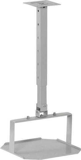 Beamer-Deckenhalterung Neigbar Boden-/Deckenabstand (max.): 90 cm Medium 2042583 Silber (matt)