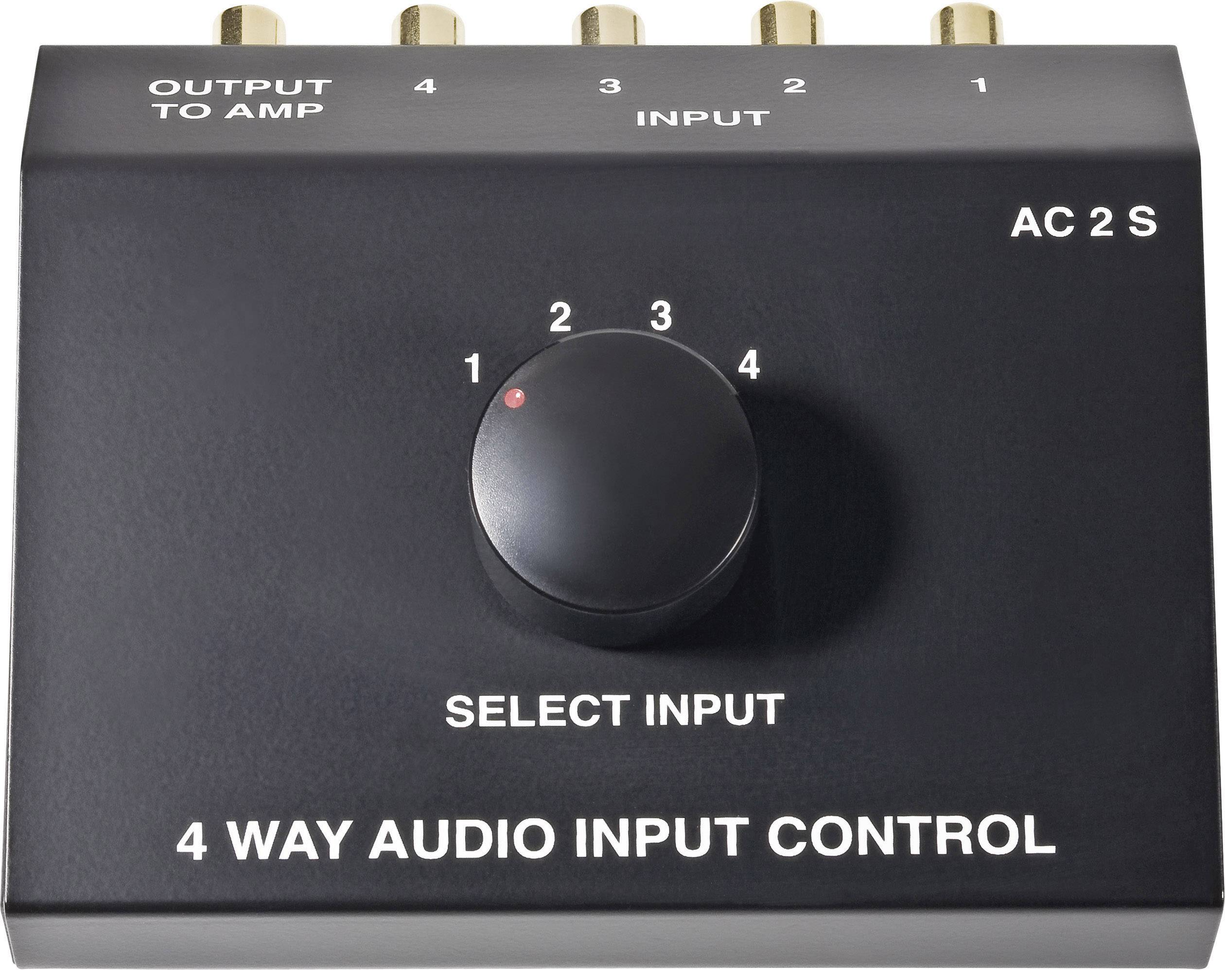 4 Way Audio Switcher Wiring Library Ahotelco
