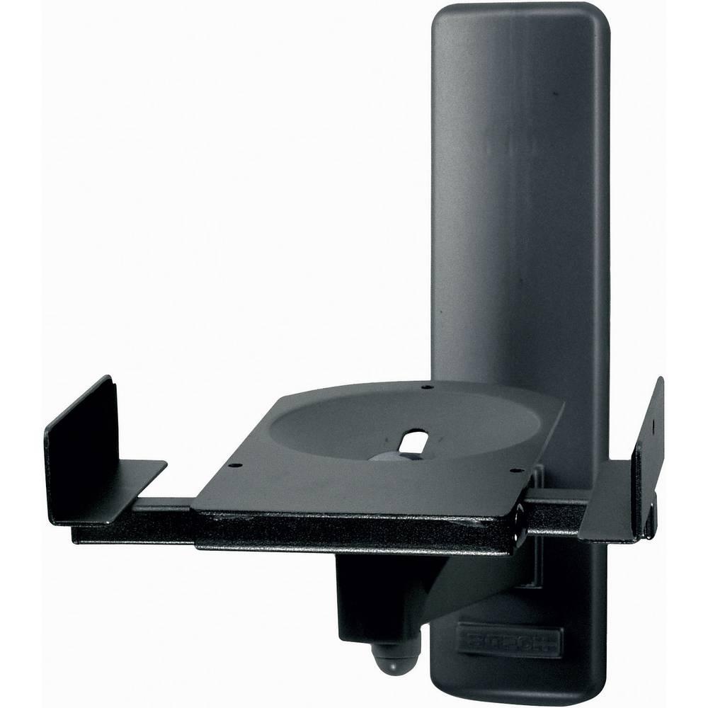 support mural pour haut parleur b tech bt77 inclinable mobile noir 1 paire. Black Bedroom Furniture Sets. Home Design Ideas