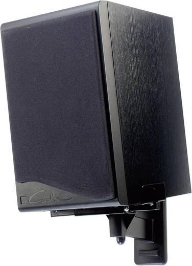 lautsprecher wandhalterung neigbar schwenkbar wandabstand max 27 3 cm b tech bt77 schwarz 1. Black Bedroom Furniture Sets. Home Design Ideas