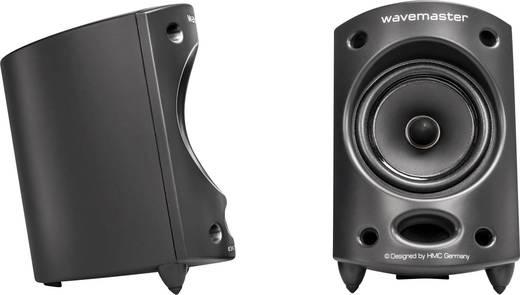 2.1 PC-Lautsprecher Kabelgebunden Wavemaster MOODY 65 W Schwarz