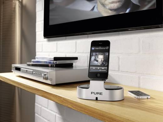Pure i-20 Digitale Dockingstation für iPod, iPhone und iPad