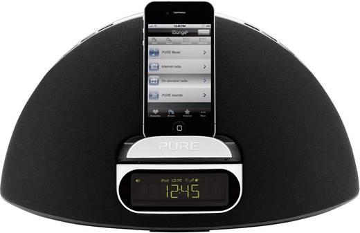 pure contour 100di dab radio mit ipod iphone ipad dockingstation kaufen. Black Bedroom Furniture Sets. Home Design Ideas